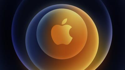 Convite da Apple para evento de outubro de 2020