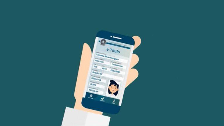 App E-Título, do TSE, passa a ser aceito como documento de identificação na hora de votar