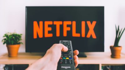 Netflix streaming. Imagem: Unsplash