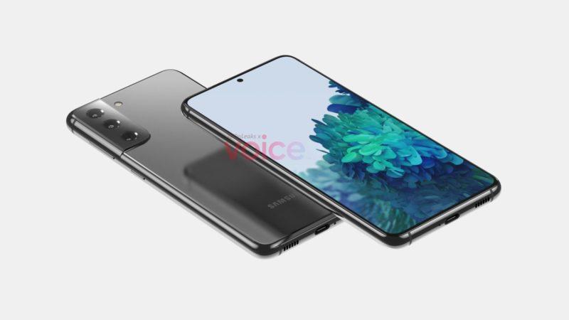 Samsung Galaxy S21 (rumor). Imagem: Steve Hemmerstoffer