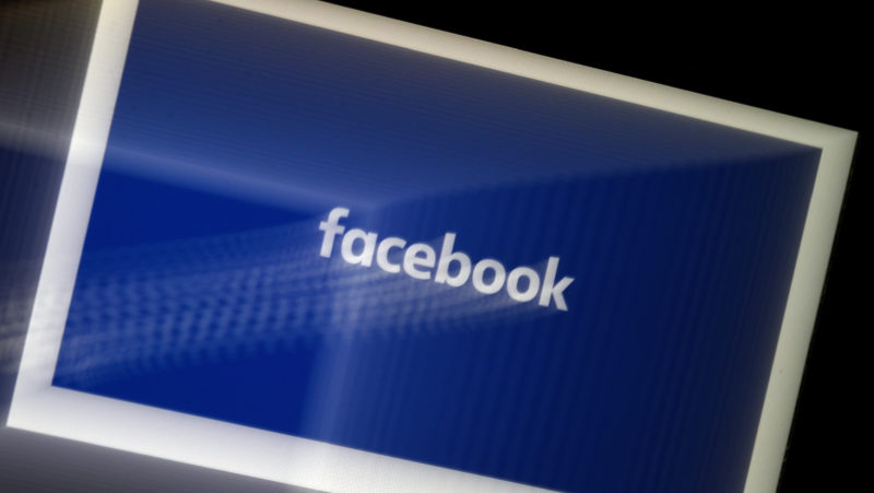 Facebook Redes Sociais. Imagem: Olivier Douliery (Getty Images)