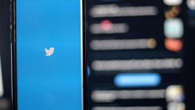 Twitter e TSE. Imagem: Joshua Hoehne (Unsplash)