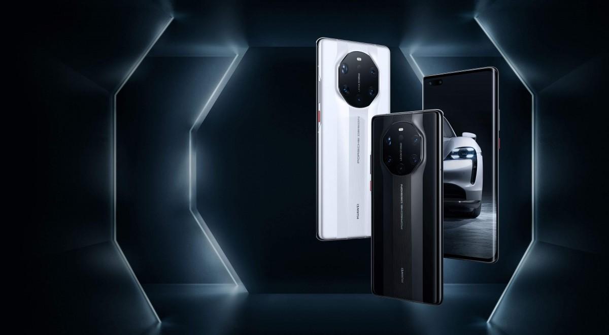 Huawei Mate 40+ e Mate 40 RS