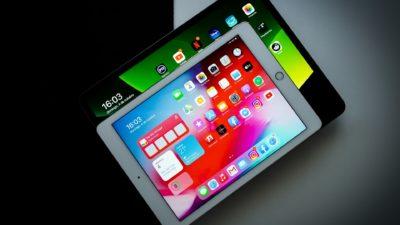 iPads Apple. Imagem: Miguel Tomás (Unsplash)