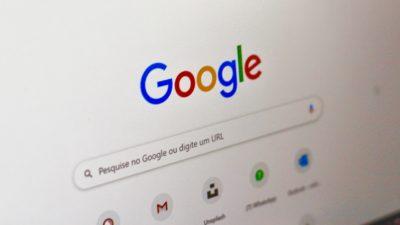 Google Busca. Crédito: Nathana Rebouças (Unsplash)