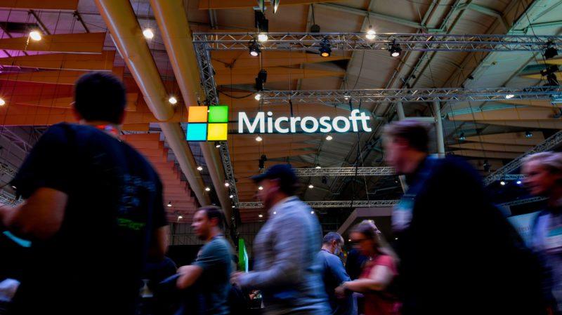 Microsoft cria 10 princípios para proteger desenvolvedores de apps. Imagem: Patricia De Melo Moreira/AFP (Getty Images)