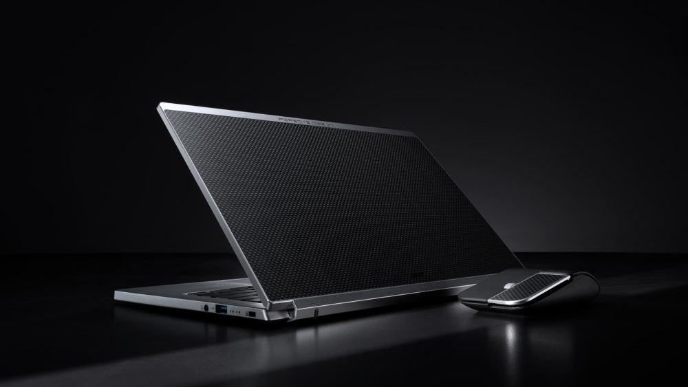 Novo laptop da Acer com design da Porsche vai custar a partir de US$ 1.400