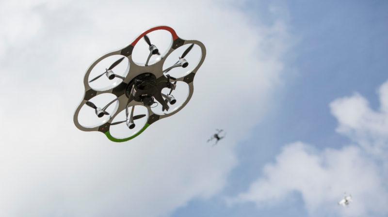Drones. Imagem: Omer Messinger (Getty Images)