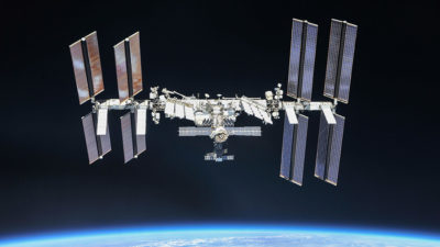 ISS. Imagem: NASA