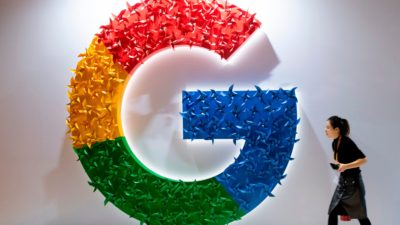 Google Chrome. Imagem: Johannes Eisele (Getty Images)