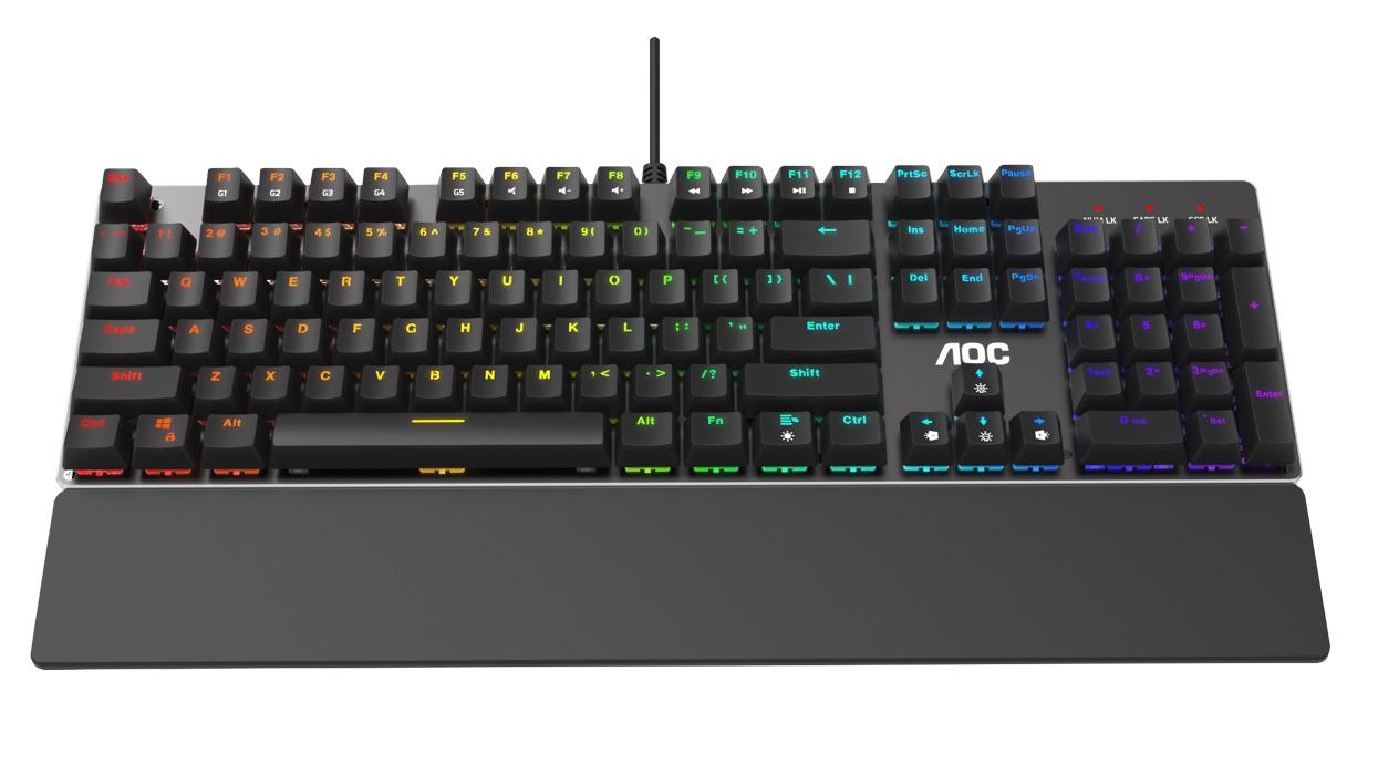 Teclado AOC GK500