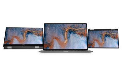 Dell atualiza linha XPS 13 com processadores Intel de 11ª geração e Thunderbolt 4. Imagem: Dell