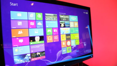 Microsoft Windows 8. Imagem: Microsoft Sweden