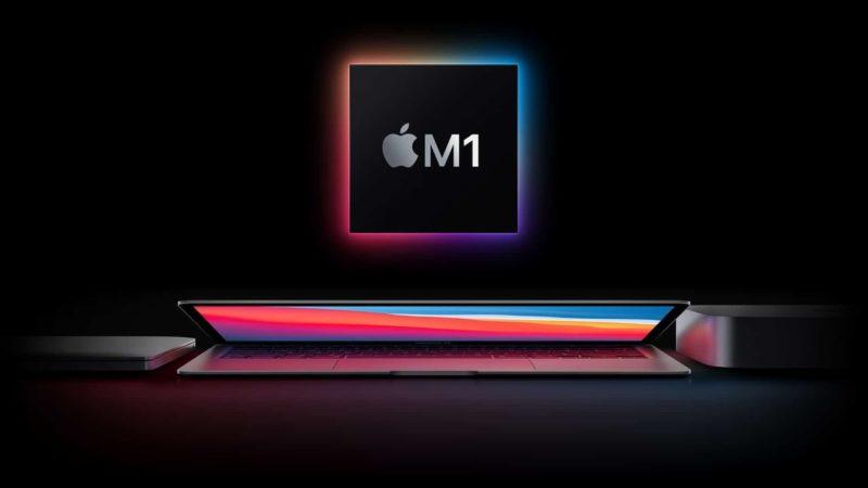 Apple M1 processador para Macs