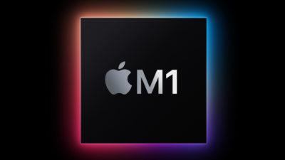 Apple chip M1 baseado em ARM. Imagem: Apple