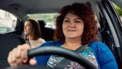 Uber e motoristas mulheres. Imagem: Uber