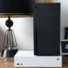 Xbox Series S e Series X. Imagem: Alex Cranz/Gizmodo