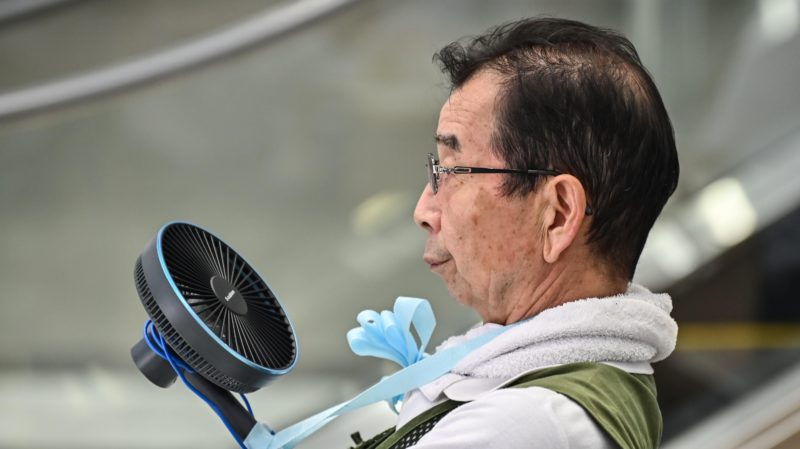 Calor_Charly Triballeau (Getty Images)