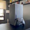 Xbox Series X Review. Imagem: Caio Carvalho (Gizmodo Brasil)