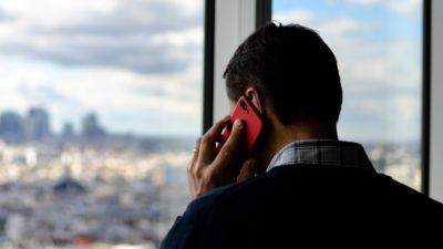 Telefonia. Imagem: Romain V (Unsplash)