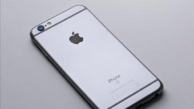 iPhone 6s. Imagem: Shiwa ID (Unsplash)