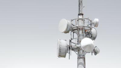 Antena 4G, 5G. Imagem: Tony Stoddard (Unsplash)