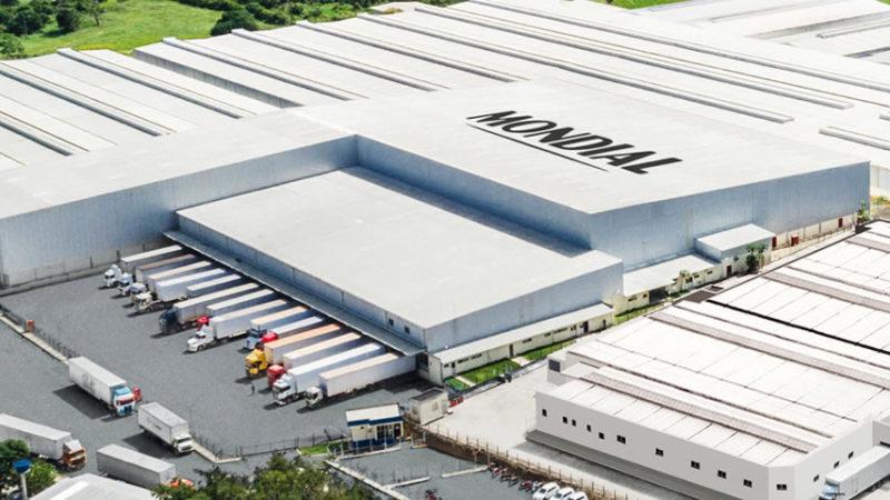 Mondial Fábrica em Manaus. Imagem: Mondial