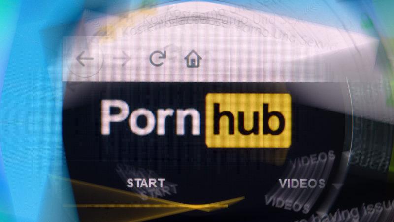Pornhub. Imagem: Ivan Radic (Flickr)