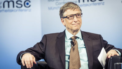 Bill Gates. Imagem: Greg Rubenstein (Flickr)