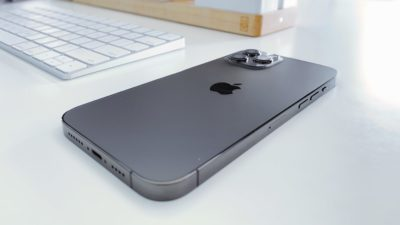 iPhone 12 Pro. Imagem: Benny Bowden (Unsplash)