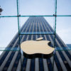 Apple. Imagem: Eric Thayer/Stringer (Getty Images)