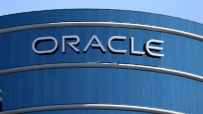 Fachada da Oracle.