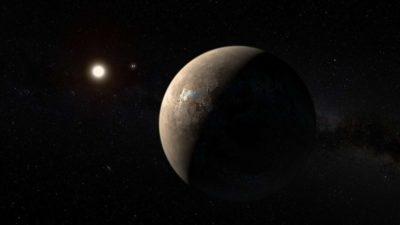 Estrela Proxima Centauri b. Imagem: ESO/M. Kornmesser