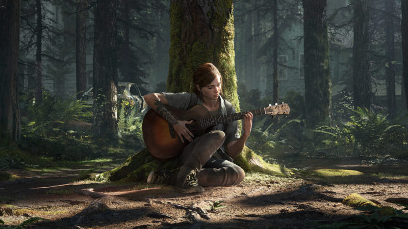 The Last of Us Part 2. Imagem: Naughty Dog