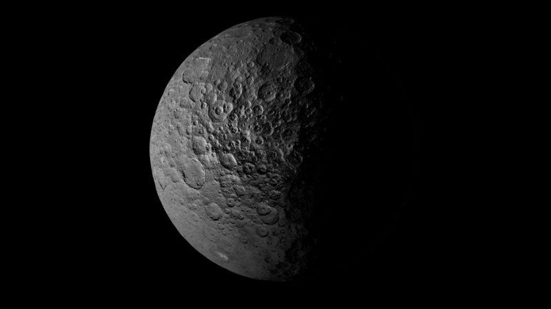 Imagem: NASA/JPL-Caltech/UCLA/MPS/DLR/IDA