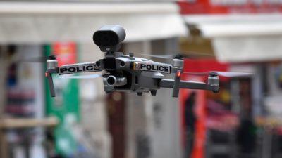 Drone. Imagem: Gerard Julien (Getty Images)