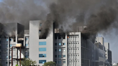 Incêndio no Instituto Serum