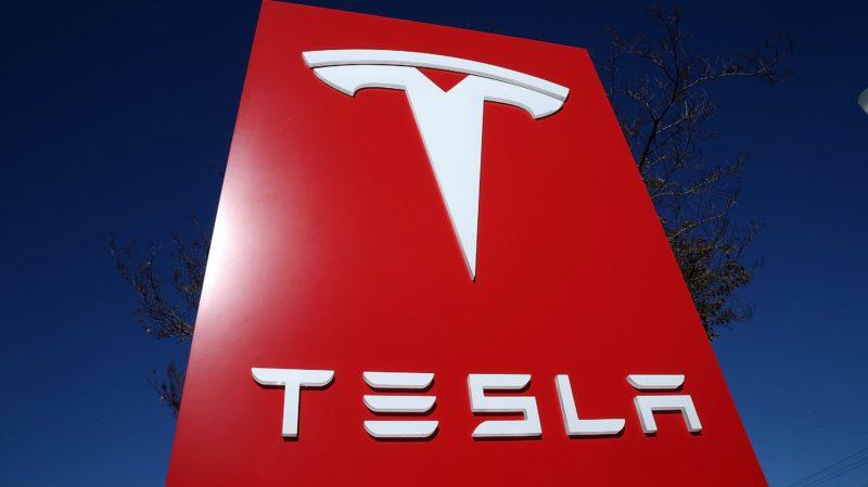 Tesla. Justin Sullivan (Getty Images)