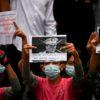 Imagem: Ye Aung Thu/AFP (Getty Images)