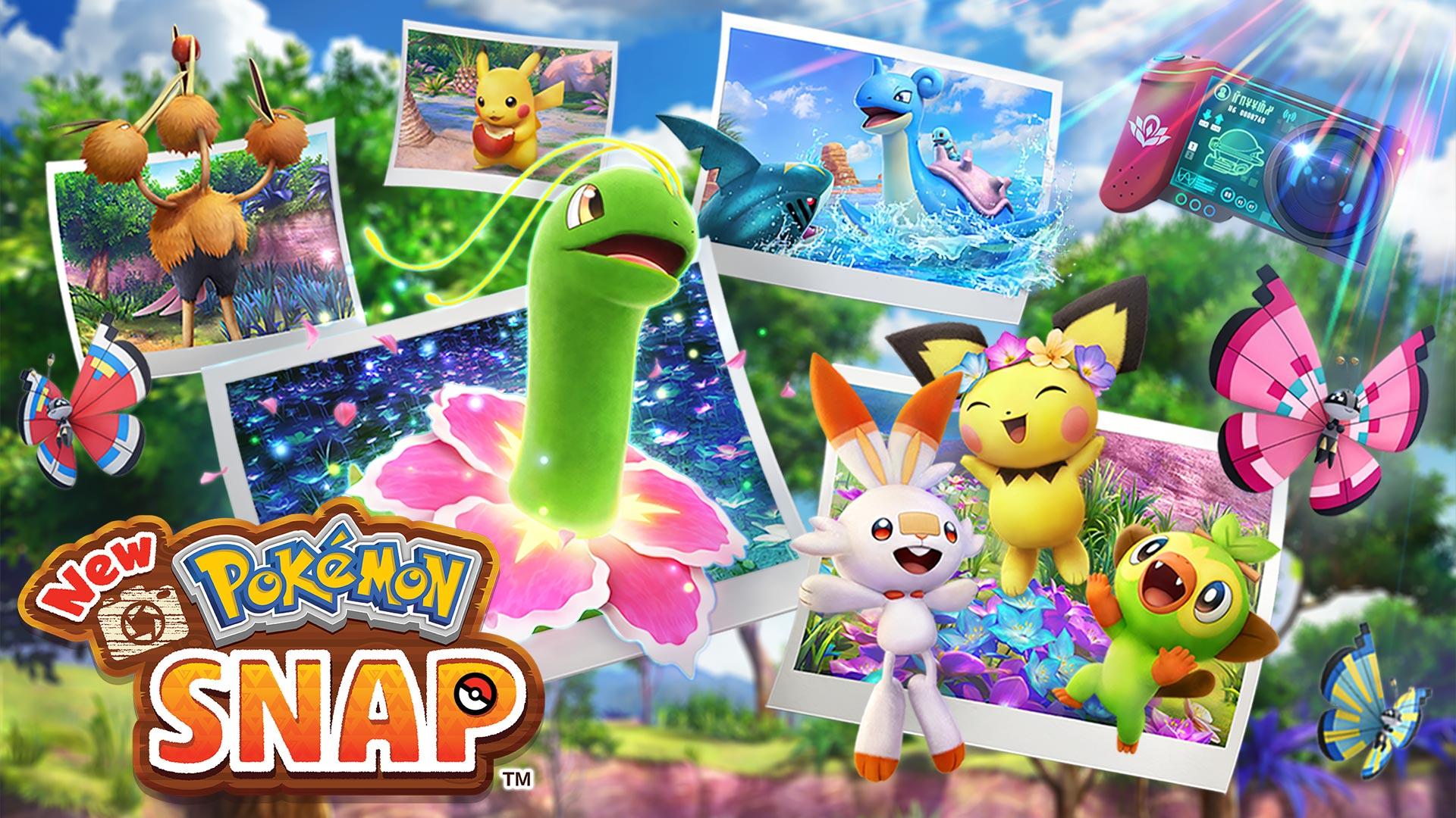 New Pokémon Snap é a sequência do clássico de N64 e chega ao Switch em  abril; veja vídeo - Gizmodo Brasil