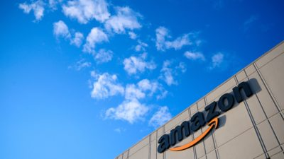 Amazon. Johannes Eisele / AFP (Getty Images)