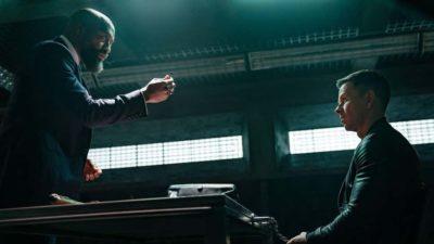 Chiwetel Ejiofor e Mark Wahlberg são imortais em Infinite.