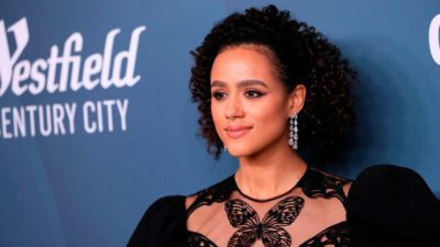 Nathalie Emmanuel Game of Thrones The Bride
