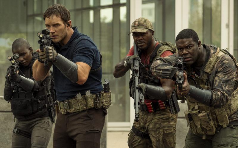 A Guerra do Amanhã, Chris Pratt, Amazon Prime Video