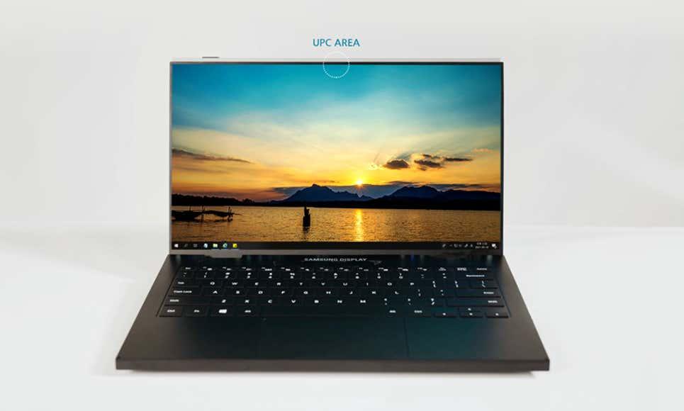 notebook com câmera escondida Samsung