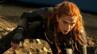 Scarlett Johansson em Black Widow