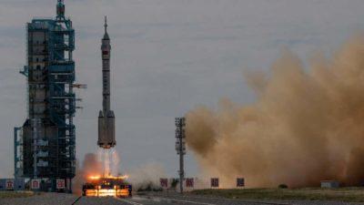 Agência espacial China