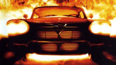Christine está acelerando seus motores malignos mais uma vez