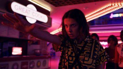 Eleven, de Stranger Things
