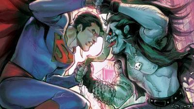 super man vs lobo dc comics